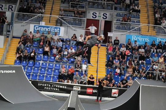FISE Reims 2017, Photo Credit : Marjorie de Rocha