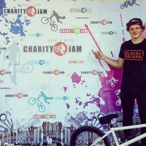 BMX Charity Jam 2016 in Czech Rep.